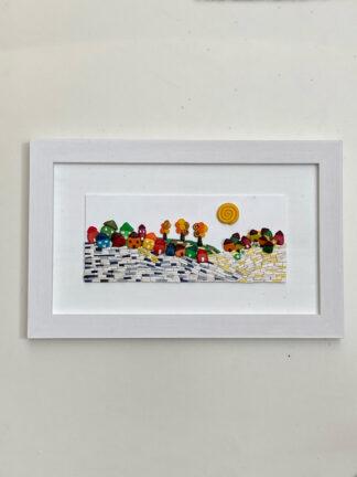 Mosaico - Paesaggio n. 63 - Oggi